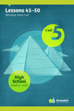 ABC: High School Student Guide: Unit 5