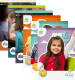 ABC: Complete Set All Ages Teacher Kit (KJV): Unit 5