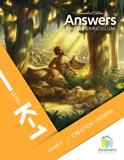 ABC Homeschool: K-1 Student Book: Year 1