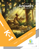 ABC Homeschool: K-1 Student Book: Year 1