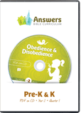 ABC: Preschool Teacher Kit Y2 Q1: PDF on CD