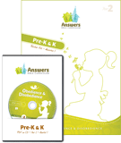 ABC: Preschool Teacher Kit Y2 Q1: Print + PDF Combo