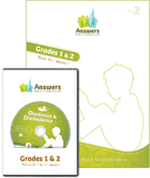 ABC: Grades 1 & 2 Teacher Kit Y2 Q1: Print + PDF Combo