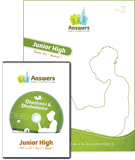 ABC Junior High Teacher Kit Print/CD-ROM (Y2): Quarter 1