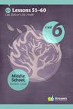 ABC: Middle School Student Guide (KJV): Unit 6
