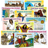 ABC Sunday School: Lesson Theme Posters - Grades 1-6: Quarter 2
