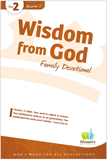 ABC Sunday School (Y2): Family Devotional - Adults: Q2