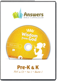ABC: Preschool Teacher Kit Y2 Q2: PDF on CD