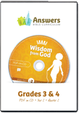 ABC: Grades 3 & 4 Teacher Kit Y2 Q2: PDF on CD
