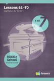 ABC: Middle School Student Guide: Unit 7