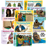 ABC Sunday School: Lesson Theme Posters - Grades 1-6: Quarter 3
