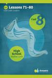 ABC: High School Student Guide (KJV): Unit 8