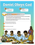 ABC Sunday School (Y2): Take Home Sheets - Grades 3 & 4: Quarter 4