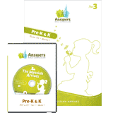 ABC: Preschool Teacher Kit Y3 Q1: Print + PDF Combo