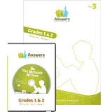 ABC: Grades 1 & 2 Teacher Kit Y3 Q1: Print + CD Combo