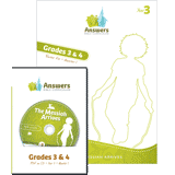 ABC Grades 3&4 Teacher Kit Print/CD-ROM Combo (Y3): Quarter 1