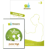 ABC: Junior High Teacher Kit Y3 Q1: Print + CD Combo