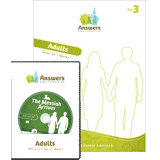 ABC: Adult Teacher Kit Y3 Q1: Print + CD Combo