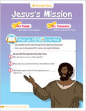 ABC Sunday School (Y3): Take Home Sheets - Grades 1 & 2: Quarter 2