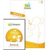 ABC: Preschool Teacher Kit Y3 Q2: Print + CD Combo
