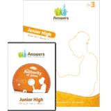 ABC: Junior High Teacher Kit Y3 Q2: Print + CD Combo
