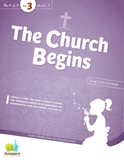 ABC Sunday School (Y3): Teacher Guide - Preschool: Quarter 3