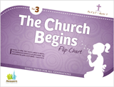 ABC Sunday School (Y3): Flipchart - Preschool: Quarter 3