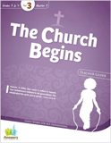ABC Sunday School (Y3): Teacher Guide - Grades 3 & 4: Quarter 3