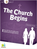 ABC Sunday School (Y3): Teacher Guide - Adults: Quarter 3