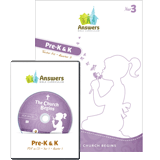 ABC: Preschool Teacher Kit Y3 Q3: Print + CD Combo