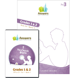 ABC: Grades 1 & 2 Teacher Kit Y3 Q3: Print + CD Combo
