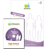ABC: High School Teacher Kit Y3 Q3: Print + CD Combo