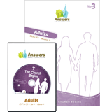 ABC: Adult Teacher Kit Y3 Q3: Print + CD Combo