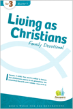 ABC Sunday School (Y3): Family Devotional - Adults: Q4