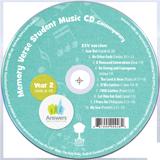 ABC: Contemporary Memory Verse Student Music CD Units 6-10: Single Copy