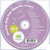 ABC: Pre-K – Grade 1 Contemporary Song Time Tunes CD Units 6-10: Single Copy