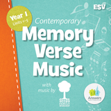 ABC: Contemporary Memory Verse Student Music CD Units 1-5: Download