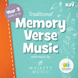 ABC: Traditional Memory Verse Student Music CD Units 11-15 (KJV): Download