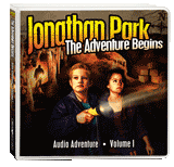 Jonathan Park Vol. 1: The Adventure Begins