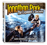 Jonathan Park: The Explorer's Society