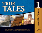 History Revealed: True Tales CD Set - Volume 1