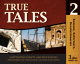 History Revealed: True Tales CD Set - Volume 2