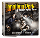 Jonathan Park Vol. 6: The Journey Never Taken