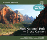 Zion National Park and Bryce Canyon: Creation Audio Tour
