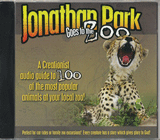 Jonathan Park Goes to the Zoo MP3 CD