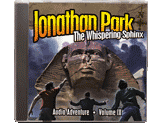 Jonathan Park Vol. 9: The Whispering Sphinx MP3 CD