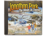 Jonathan Park Vol. 3: The Winds of Change MP3 CD