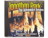 Jonathan Park Vol. 1: The Adventure Begins MP3 CD