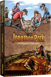 Jonathan Park: The Dreamer's Tomb Series MP3 CD