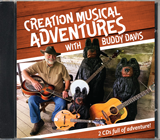Buddy Davis: Creation Musical Adventures